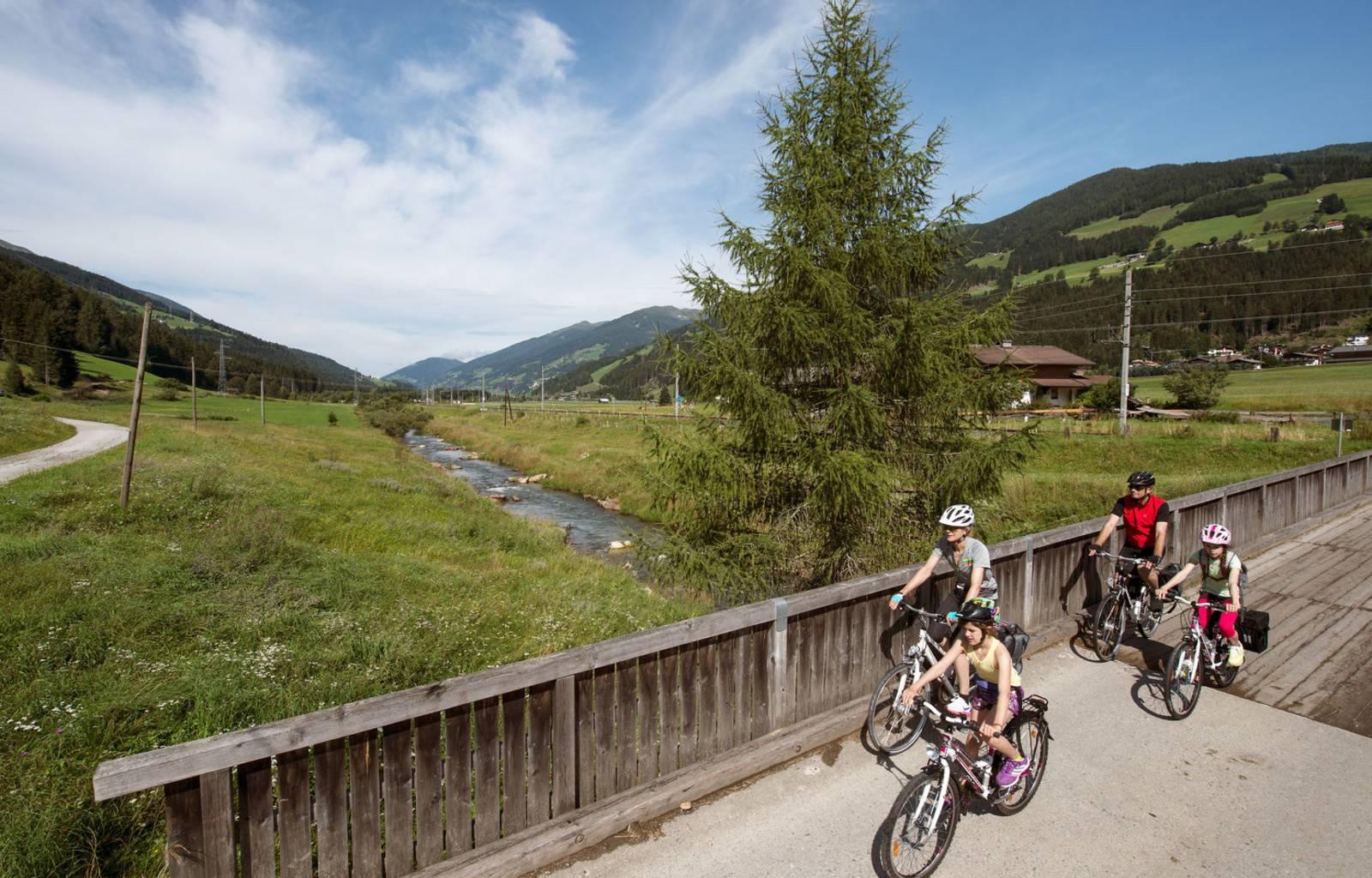 <p>Osttirol Drauradweg</p>