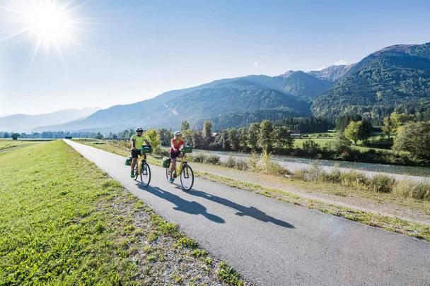 Drauradweg Funactive Rent Toblach